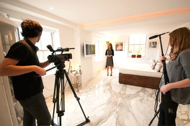 Incorporating Corporate Video Production Into Your Online Marketing Campaign
