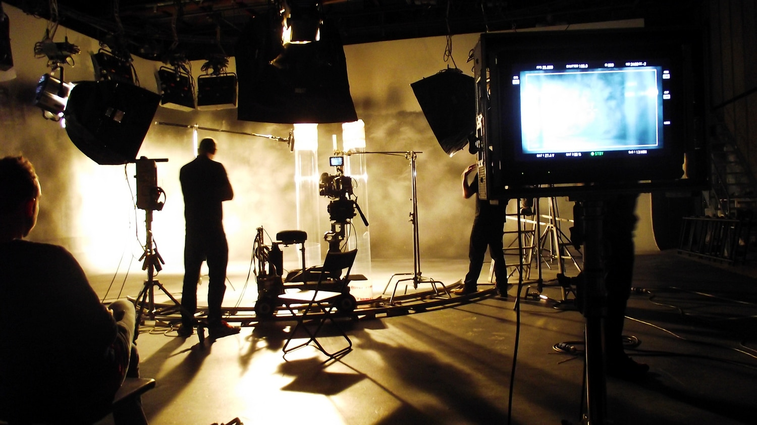 TV commercial production